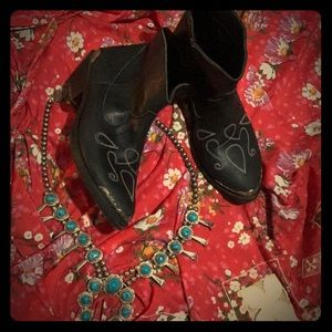 Spell & the Gypsy ORIGINAL Cactus Rose 🌵🌹 Boots